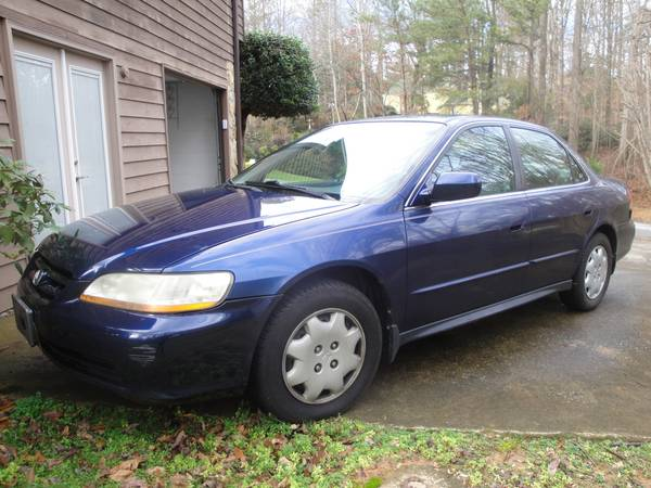 We Buy Junk Cars Woodlands - 2002 - 2006 Honda Accord