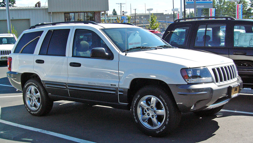 We Buy Cars - Jeep Grand Cherokee