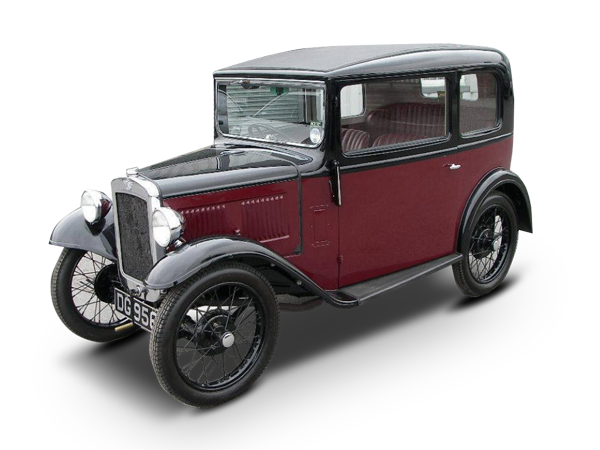 1934 Austin 7