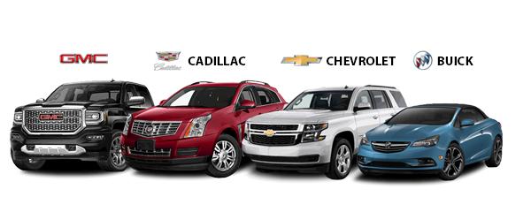 General Motors 4 Divisions