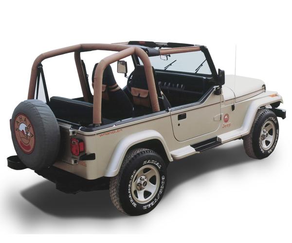 1992 Jeep Sahara Jurassic Park