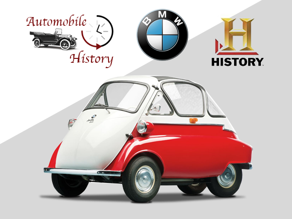The History of BMW - iBAV