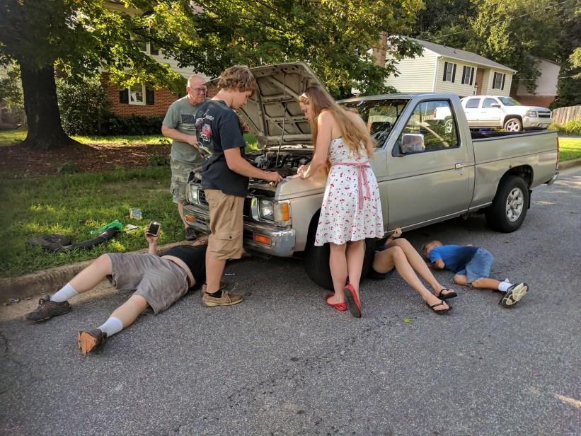 Junk my car?